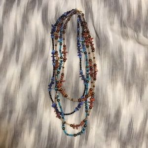 Jewelry - Fashion layering necklaces